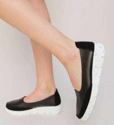 Pantofi Casual Dole Negri