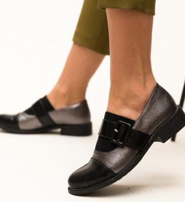 Pantofi Casual Duane Gri