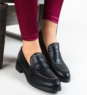 Pantofi Casual Gale Negri