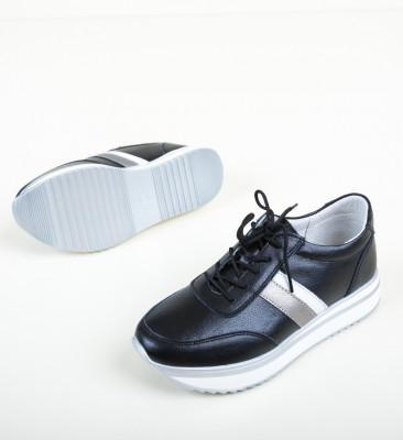 Pantofi Casual Good Negri