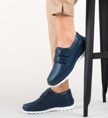 Pantofi Casual Grant Bleumarin