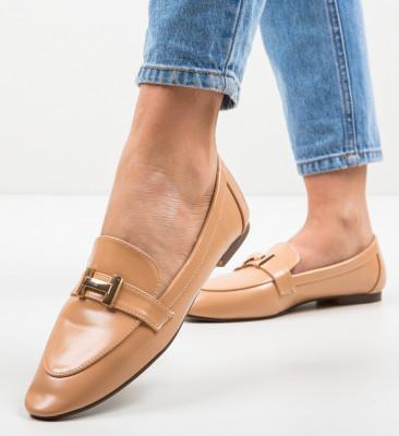 Pantofi Casual Harmony Bej
