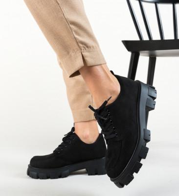 Pantofi Casual Indigal Negri 3