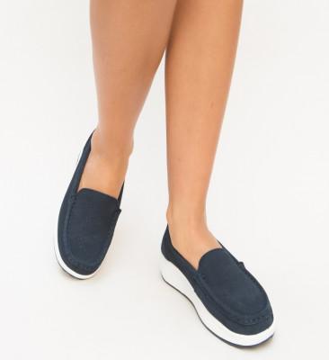 Pantofi Casual Isla Bleumarin
