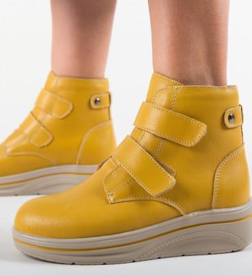 Pantofi Casual Jabal Galbeni