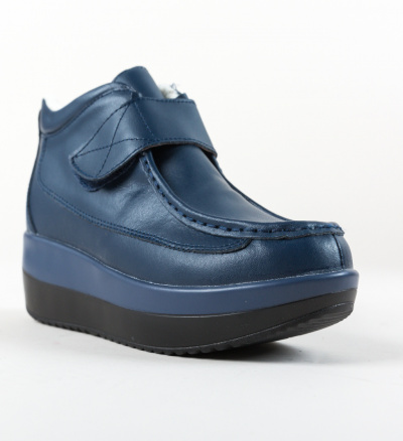 Pantofi Casual Jistry Bleumarin