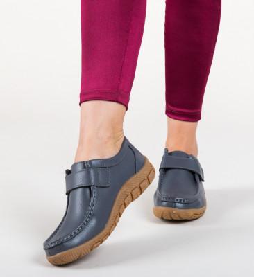 Pantofi Casual Kidd Gri