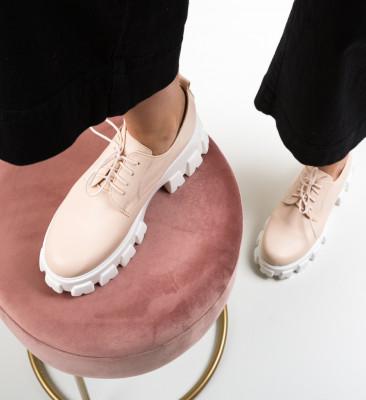 Pantofi Casual Matthe Bej
