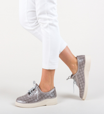 Pantofi Casual Nalido Khaki