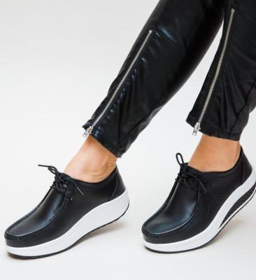 Pantofi Casual Roly Negri