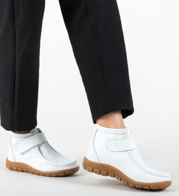 Pantofi Casual Santana Albi