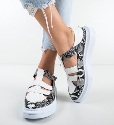 Pantofi Casual Sonicx Albi