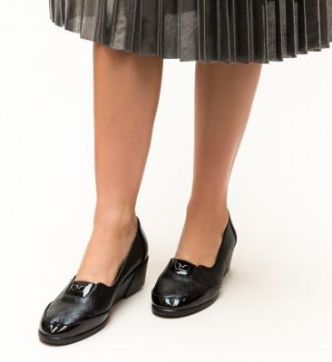 Pantofi Casual Ultim Negri 2
