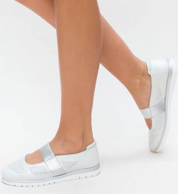 Pantofi Casual Vetin Albi