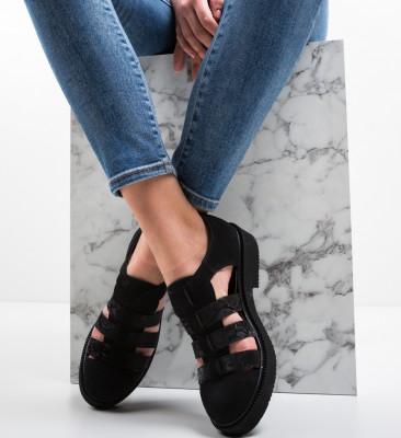 Pantofi Casual Wopka Negri 2