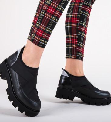 Pantofi Casual Yalala Negri