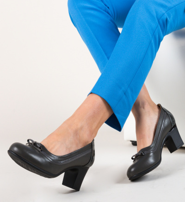 Pantofi Clemons Gri