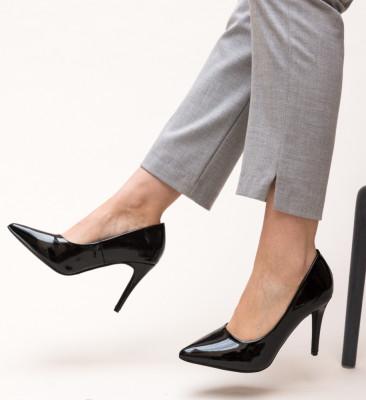 Pantofi Cruze Negri 2