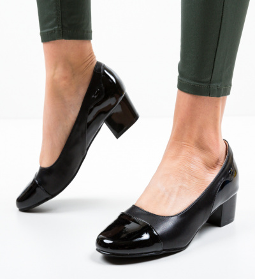 Pantofi Dehoko Negri 2