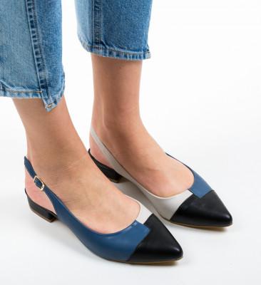 Pantofi Dickerson Bleumarin