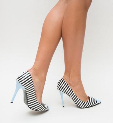 Pantofi Donso Albastri