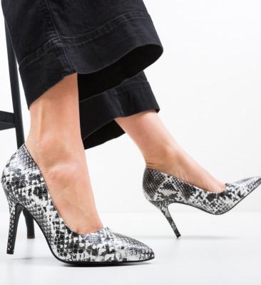 Pantofi Dora Negri 3