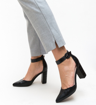 Pantofi Duffy Negri