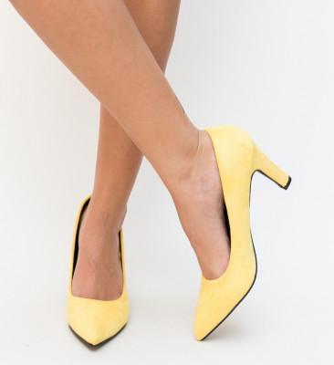 Pantofi Erba Galbeni