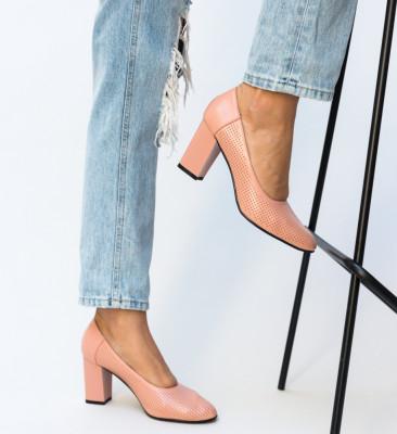 Pantofi Eren Roz
