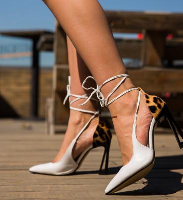 Pantofi Hompi Albi