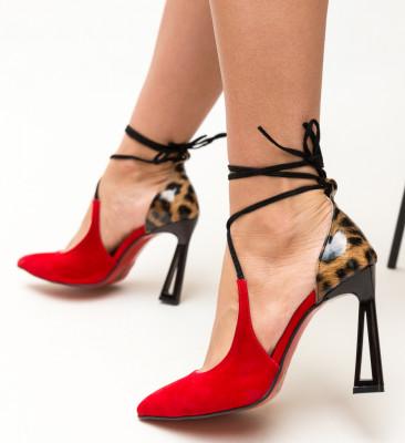 Pantofi Hompi Rosii