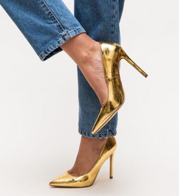 Pantofi Isis Aurii