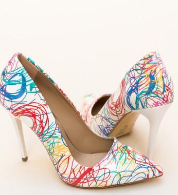 Pantofi Knorbert Albi
