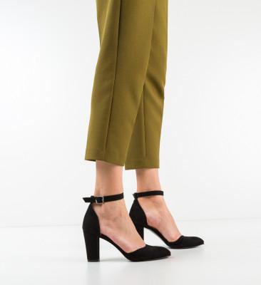 Pantofi Narcissa Negri