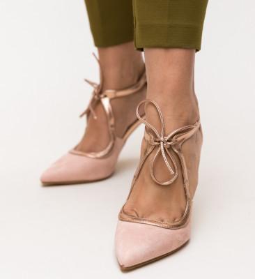 Pantofi Nelly Roz