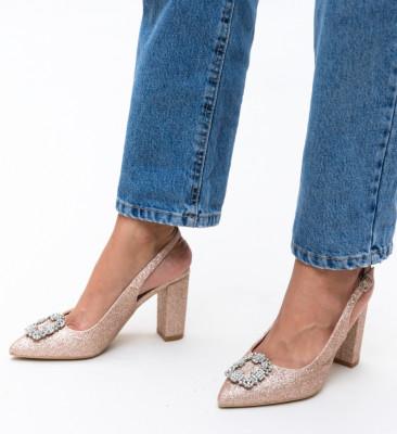 Pantofi Nina Aurii