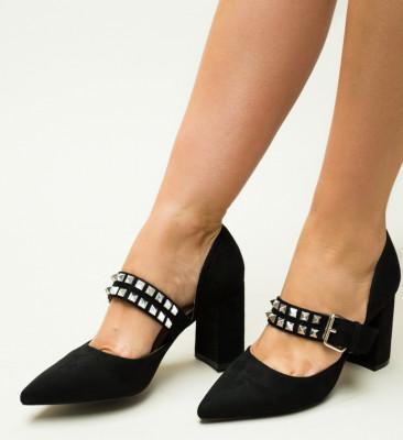 Pantofi Norman Negri