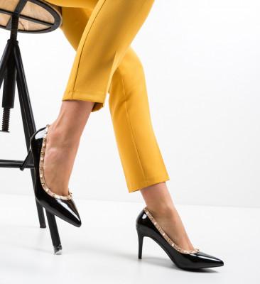 Pantofi Rivas Negre
