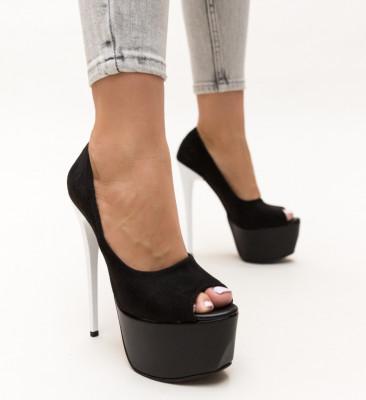 Pantofi Sabija Negri