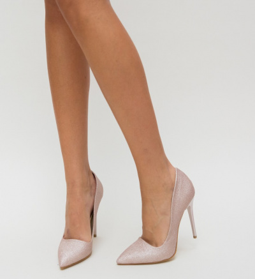 Pantofi Simley Roz