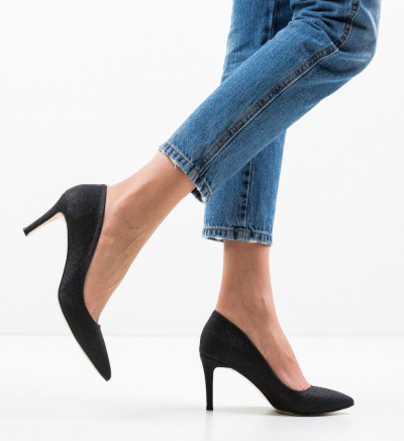 Pantofi Specgaro Negri 3