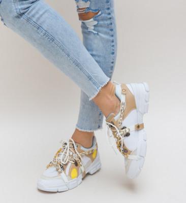 Pantofi Sport Alfie Bej