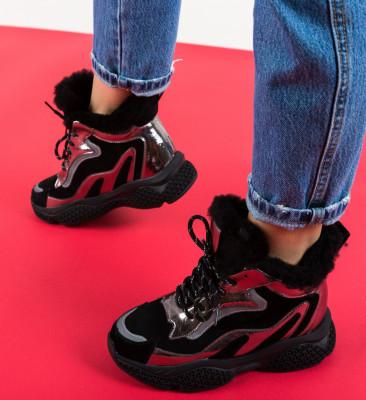 Pantofi Sport Allen Negri 2