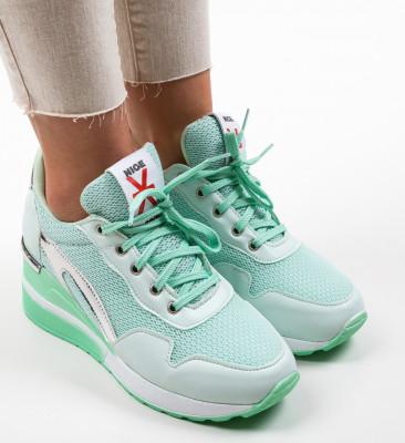Pantofi Sport Bareja Verzi