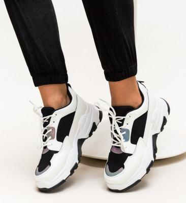 Pantofi Sport Bazic Negri