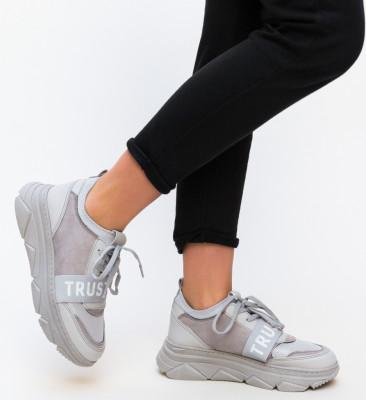 Pantofi Sport Calot Gri