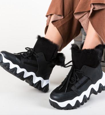 Pantofi Sport Feelo Negri