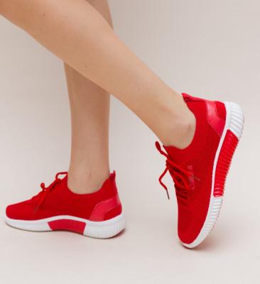 Pantofi Sport Ferdoni Rosii