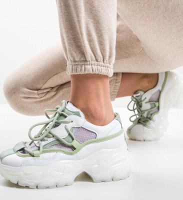 Pantofi Sport Fyz Verzi
