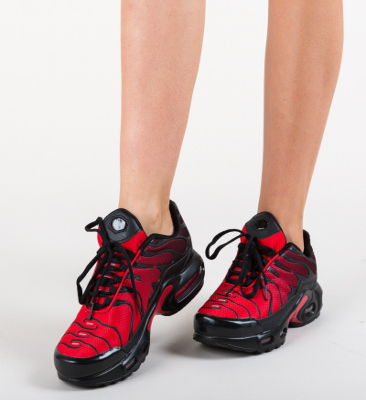 Pantofi Sport Gibbs Rosii